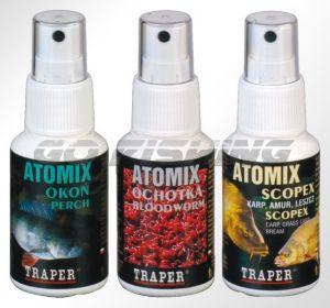 Ароматизатор-спрей TRAPER ATOMIX 50мл.
