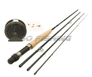 FORRESTER FLY ALLROUND FLY FISHING SET