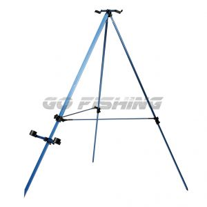 стойка TELE SURF TRIPOD 185CM BLUE ANODIZED