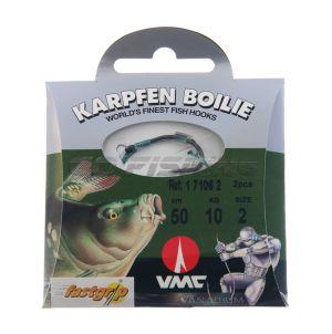 вързани куки 7106 Karpfen Boilie