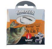 вързани куки 7110 Karpfen