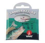 вързани куки 9902 Zander Kevlar